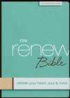 more information about NIV Renew Bible: Refresh Your Heart, Soul and Mind / Special edition - eBook