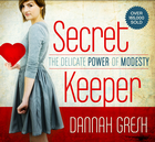 more information about Secret Keeper: The Delicate Power of Modesty - eBook