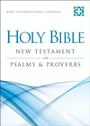 more information about NIV New Testament with Psalms and Proverbs / Special edition - eBook