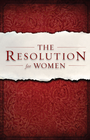 more information about The Resolution for Women - eBook