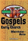 more information about Amazing Bible Race - For Adult Teams (Matthew-Acts) - eBook