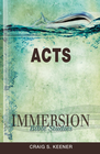 Immersion Bible Studies: Acts, eBook