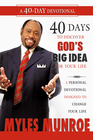 more information about 40 Days to Discovering God's Big Idea for you Life: A Personal Devotional Designed to Change Your Life - eBook