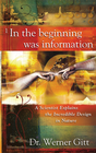 more information about In the Beginning was Information - eBook