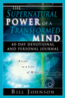 more information about The Supernatural Power of a Transformed Mind: 40-Day Devotional and Personal Journal - eBook