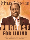 more information about Purpose for Living - eBook
