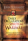more information about Daily Declarations for Spiritual Warfare: 365 biblical principles to defeat the devil - eBook