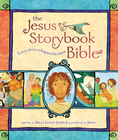 more information about The Jesus Storybook Bible: Every Story Whispers His Name