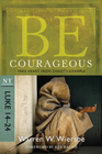 more information about Be Courageous: Take Heart from Christ's Example - eBook