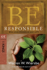 more information about Be Responsible: Being Good Stewards of God's Gifts - eBook