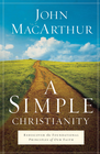 more information about A Simple Christianity: Rediscover the Foundational Principles of Our Faith - eBook