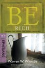 more information about Be Rich: Gaining the Things That Money Can't Buy - eBook