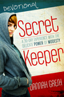 more information about Secret Keeper Devos: A 30-Day Experience with the Delicate Power of Modesty - eBook
