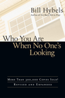 more information about Who You Are When No One's Looking: Choosing Consistency, Resisting Compromise - eBook