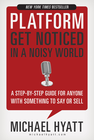 more information about Platform: Get Noticed in a Noisy World - eBook
