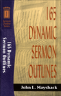 more information about 165 Dynamic Sermon Outlines - eBook