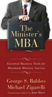 more information about The Minister's MBA: Essential Business Tools for Maximum Ministry Success - eBook