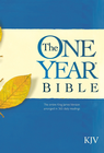 more information about The One Year Bible KJV - eBook