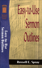 more information about Easy-to-Use Sermon Outlines - eBook