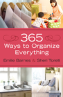 more information about 365 Ways to Organize Everything - eBook