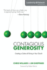 more information about Contagious Generosity: Creating a Culture of Giving in Your Church - eBook