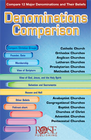 more information about Denominations Comparison - eBook