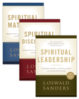 more information about Spiritual Leadership/Spiritual Discipleship/Spiritual Maturity Set - eBook