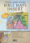 more information about Then and Now &#174 Bible Maps Insert - eBook