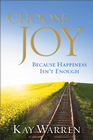more information about Choose Joy: Because Happiness Isn't Enough - eBook