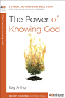 more information about The Power of Knowing God - eBook
