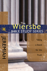 more information about The Wiersbe Bible Study Series: Jeremiah: Taking a Stand for the Truth - eBook