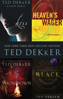 more information about Dekker 4-in-1 Bundle: Black, Showdown, Heaven's Wager & Kiss - eBook