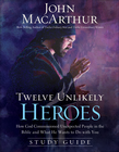 more information about Twelve Unlikely Heroes Study Guide: How God Commissioned Unexpected People in the Bible and What He Wants to Do with You - eBook