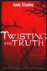 more information about Twisting the Truth Participant's Guide - eBook