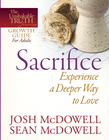 more information about Sacrifice-Experience a Deeper Way to Love - eBook