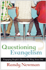 more information about Questioning Evangelism: Engaging People's Hearts the Way Jesus Did - eBook