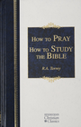 more information about How to Pray & How to Study the Bible - eBook