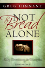 more information about Not By Bread Alone: Daily Devotions for Disciples - eBook
