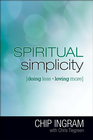 more information about Spiritual Simplicity: Doing Less, Loving More - eBook