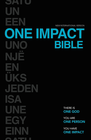 more information about NIV One Impact Bible: One God. One Person. One Impact. / Special edition - eBook