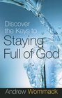 more information about Discover the Keys to Staying Full of God - eBook