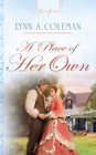 more information about A Place Of Her Own - eBook