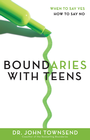 more information about Boundaries with Teens: When to Say Yes, How to Say No - eBook
