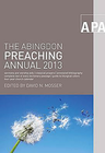 more information about The Abingdon Preaching Annual 2013 - eBook