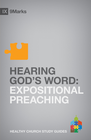 more information about Hearing God's Word: Expositional Preaching - eBook