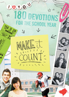 more information about Make It Count: 180 Devotions for the School Year - eBook
