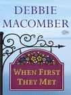 more information about When First They Met (Short Story) - eBook