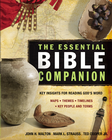 more information about The Essential Bible Companion: Key Insights for Reading God's Word - eBook