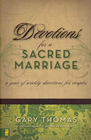 more information about Devotions for a Sacred Marriage: A Year of Weekly Devotions for Couples - eBook
