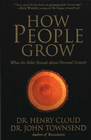 more information about How People Grow: What the Bible Reveals About Personal Growth - eBook